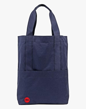 Mi-Pac Classic Tote Bag - Navy/Red