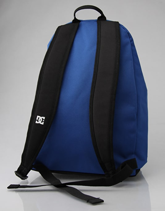 DC Borne Solid Backpack - Olympian Blue