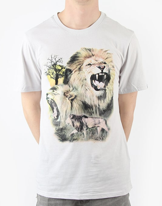 Etnies Wild Out Lion T-Shirt