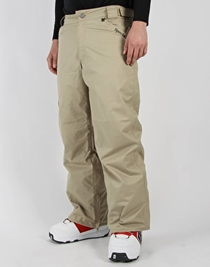 Special Blend Proof Snowboard Pants - Tan Lines