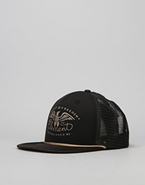Element Tradition Mesh Cap - Black