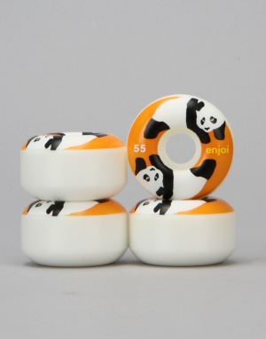 Enjoi Panda Standard Team Wheel - 55mm