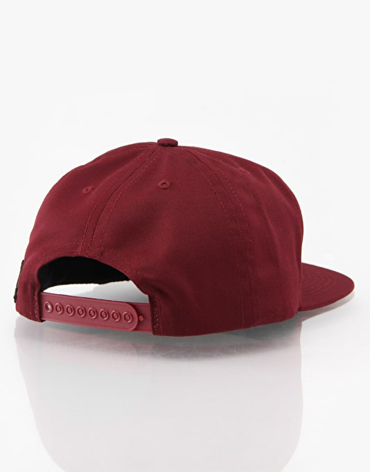 Almost A Patch Snapback Cap