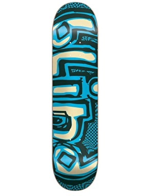 Blind OG Warped Team Deck - 7.75
