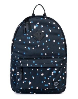 Parkland Meadow Backpack - Black Polka Drops