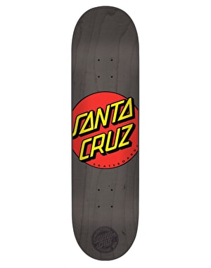 Santa Cruz Classic Dot Team Deck - 8.25