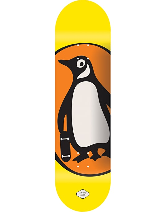 A Third Foot Penguin Team Deck - 8.25""