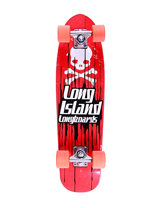 "Long Island Pirate Cruiser - 7.8"" x 28.7"""