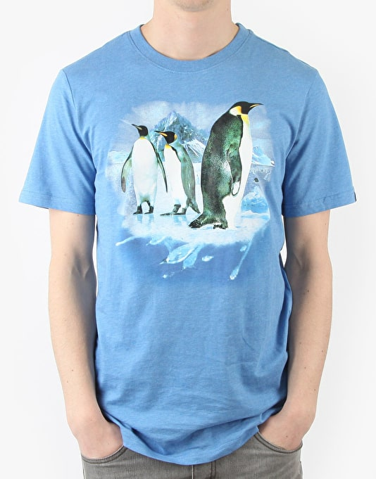Etnies Wild Out Penguin T-Shirt