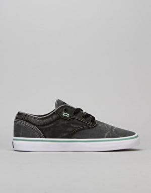 Globe Motley Skate Shoes - Dark Shadow/Black Wash