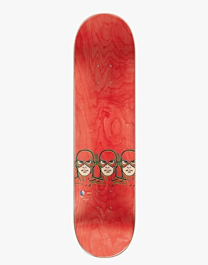Almost x DC Comics Willow Flash Fade Pro Deck - 8.38