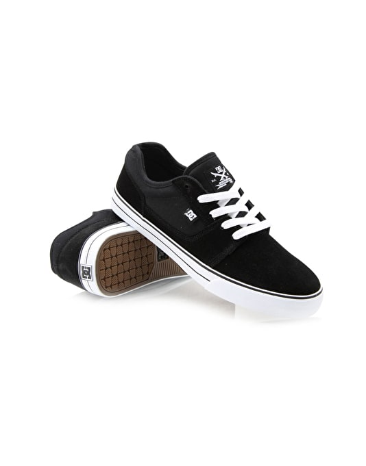 DC Tonik S Skate Shoes - Black