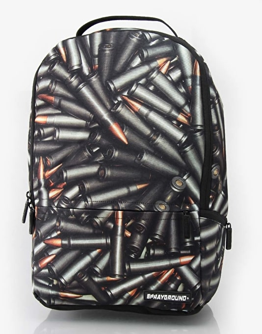 Sprayground Bullets Deluxe Backpack