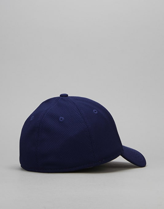 New Era MLB Atlanta Braves Stretch Diamond Core Cap - Dark Royal