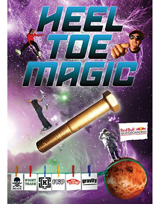 Heel Toe Magic DVD