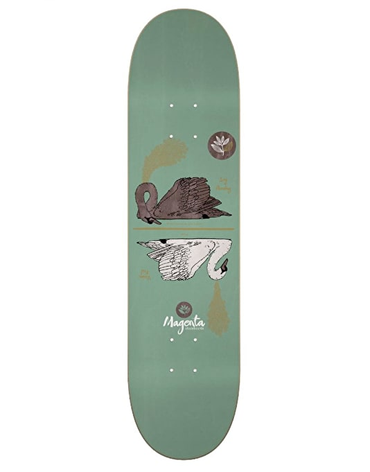 Magenta Panday & Feil Energy Dual Pro Deck - 8.125""