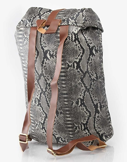 City Fellaz Snake Pack Real Backpack