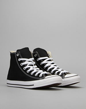 Converse All Star Hi-Top Trainers - Black