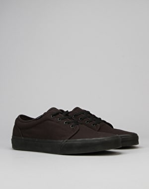 Vans 106 Vulc Skate Shoes - Black