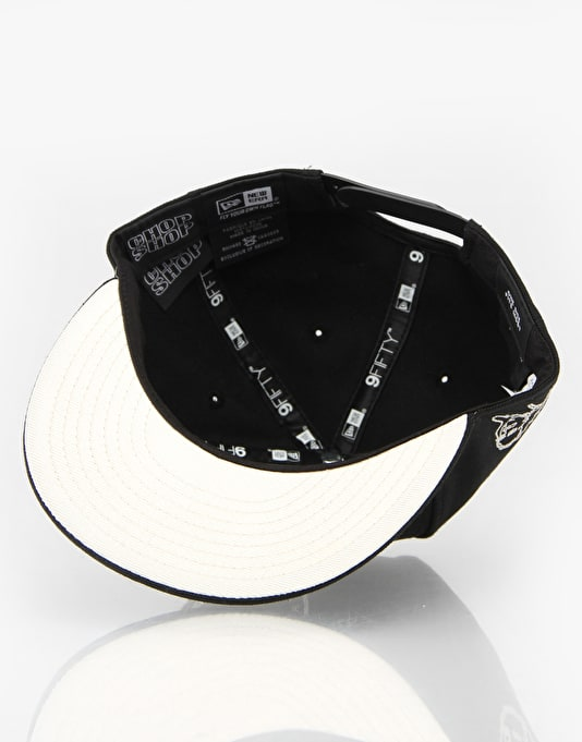 Franks Chop Shop Silver Coin New Era Snapback Cap