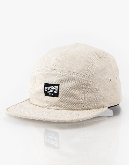 Cliché Chambray 5 Panel Cap