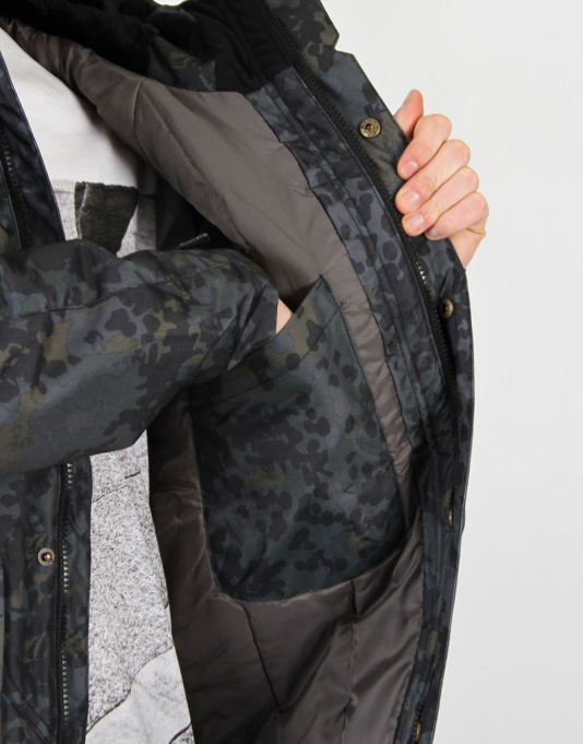 Volcom Freak Jacket - Camo