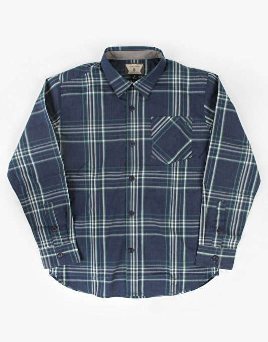Volcom Why Factor SS Boys Shirt