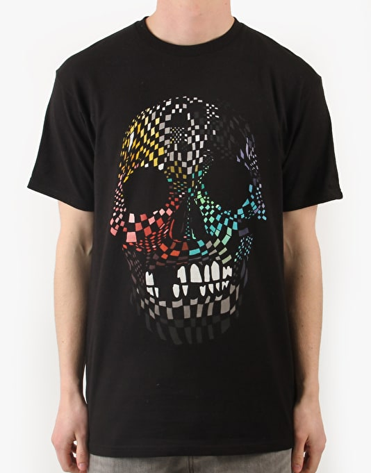 Vans The Skelecheck T-Shirt