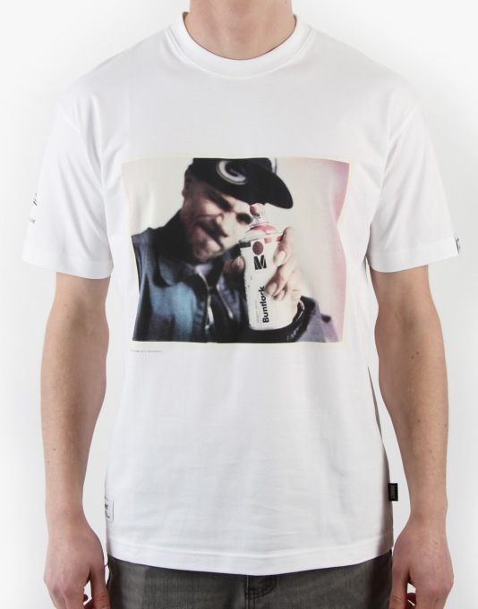 Addict x Goldie Graf T-Shirt