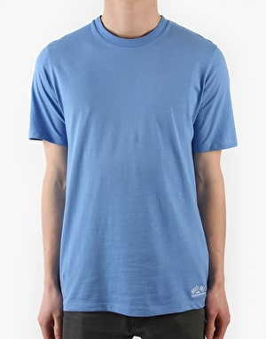 Route One Basic T-Shirt- Light Blue