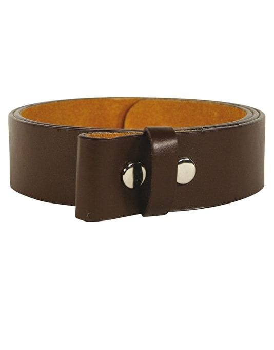 Route One Buckle Belt - Brown
