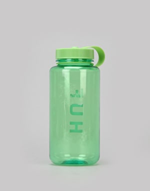 HUF Original Logo Water Bottle - Green