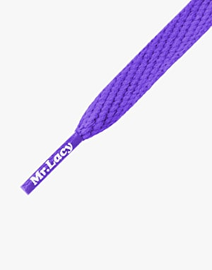 Mr. Lacy Smallies Laces - Violet