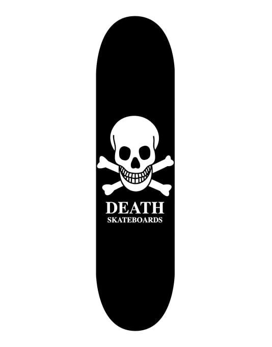 Death Skull Team Deck - 8.25""