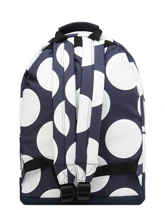 Mi-Pac Polka XL Backpack - Navy/White