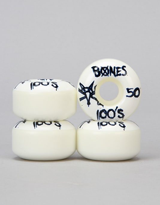 Bones OG 100s V1 Team Wheel - 50mm