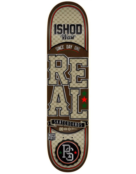 Real Wair Lux Low Pro Pro Deck - 8.25""