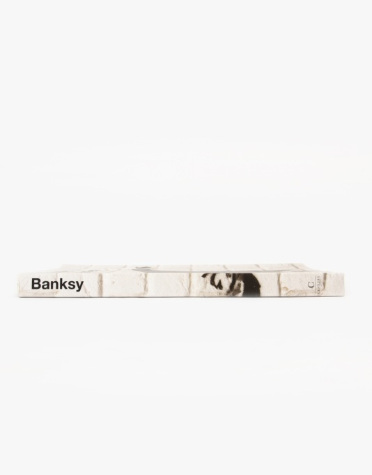 Banksy Wall And Piece Book
