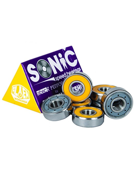 Alien Workshop Sonic Bearings - Abec 5