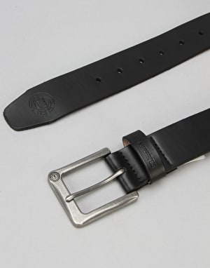 Element Poloma Leather Belt - Black