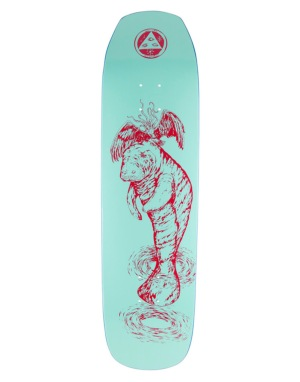 Welcome Mermaid on Banshee 86 Team Deck - 8.6