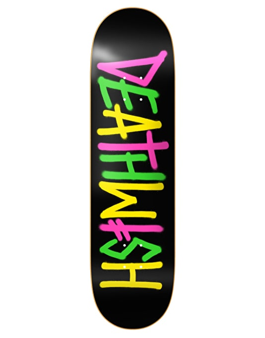 Deathwish Deathspray Multi Team Deck - 8.475""