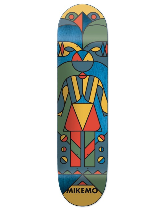 Girl Mike Mo Totem OG Pro Deck - 8""