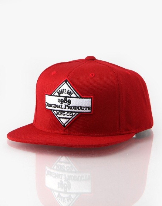 Route One x Starter MFG Snapback Cap