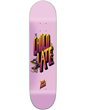 Chocolate Anderson Body Rock Pro Deck - 8.125