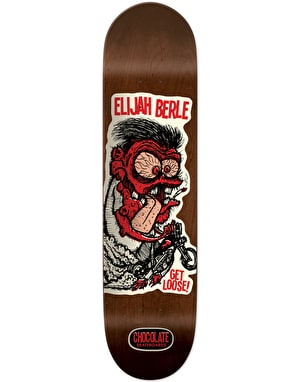 Chocolate Berle Get Loose Pro Deck - 8.5