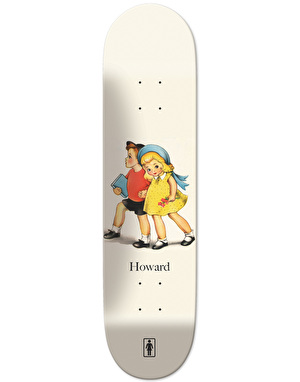 Girl Howard Reading Club Pro Deck - 8.25