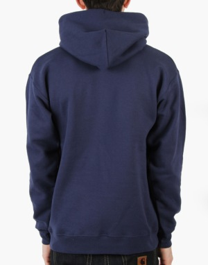 Thrasher Skate Mag Pullover Hoodie - Navy