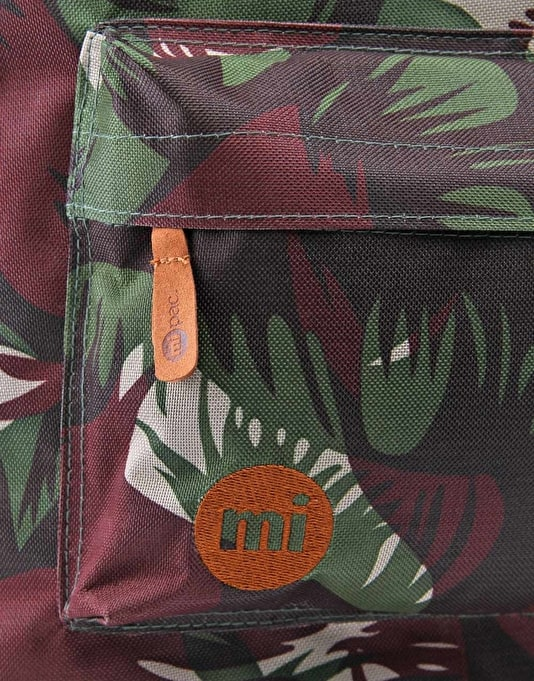 Mi-Pac Camo Backpack - Fern