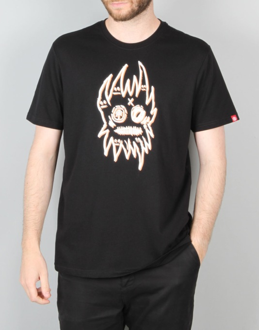 Element x Fos Mask T-Shirt - Black